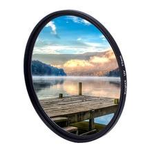 цена на HD UV MCUV 49 52 55 58 62 67 72 77 MM Camera Lens Filter For canon eos sony nikon 400d 1300d d5600 accessories 200d dslr 52MM