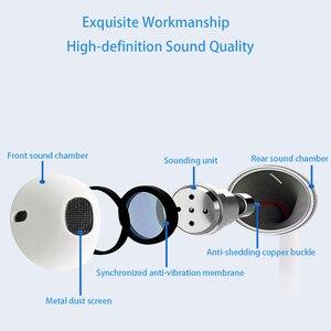 Image 3 - מקורי Huawei אוזניות HUAWEI AM115 אוזניות מיקרופון 3.5mm עבור HUAWEI P7 P8 P9 לייט P10 בתוספת כבוד 5X 6X mate 7 8 9 smartphone
