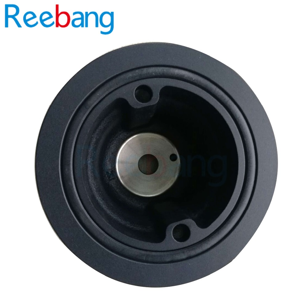 Crankshaft Pulley Engine 6G74 For Mitsubishi Md377380 Md377380