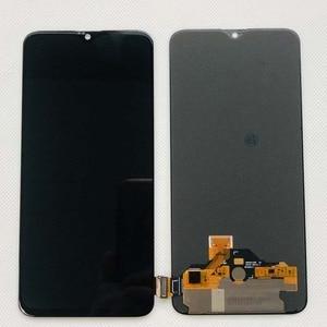 Image 5 - AAA המקורי AMOLED LCD תצוגה עבור Oneplus 6T A6010 A6013 מגע מסך Digitizer עצרת 6.41 אינץ עם מסגרת + מתנות