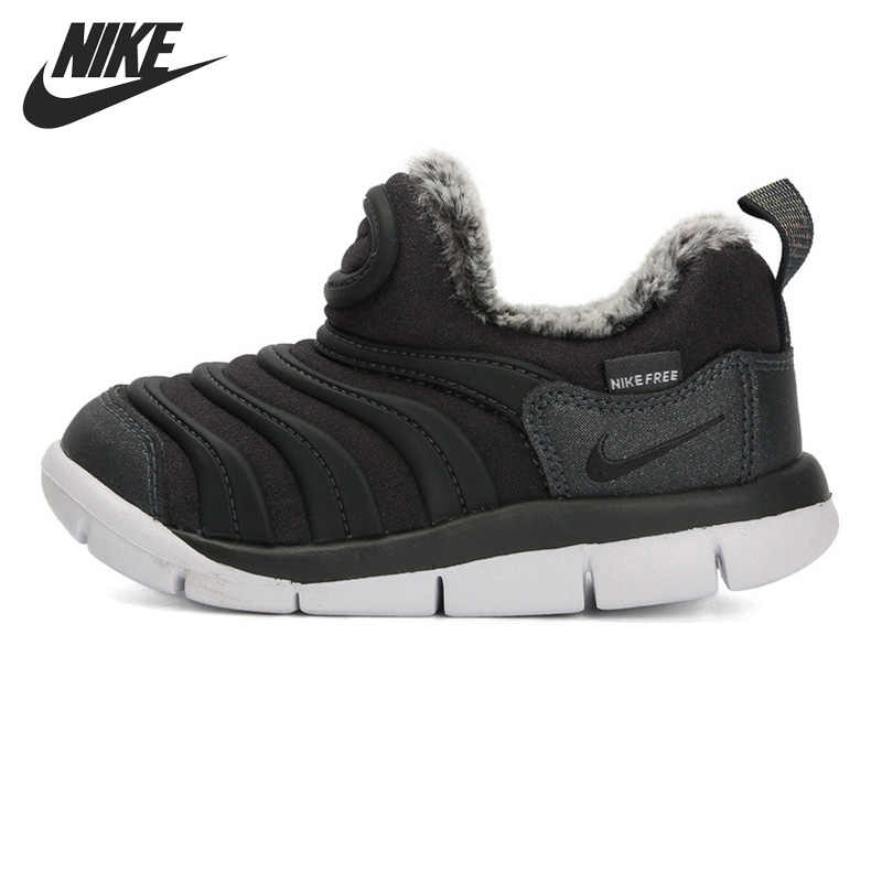 Original New Arrival NIKE DYNAMO FREE SE (TD) Kids shoes Children Sneakers