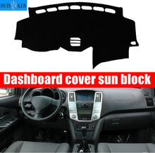 Car Dashboard Cover Dash Mat For Lexus RX RX300 RX330 RX350 2004-2006 2007 2008 2009 Non-slip Sun Shade Pad Carpet Anti-UV car dashboard cover for toyota noah voxy 2014 2019 right hand drive auto sun shade dash mat dash pad carpet anti uv non slip 1pc
