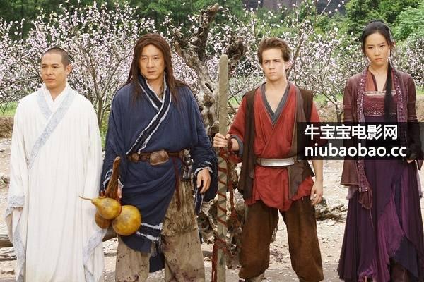 功夫之王 The Forbidden Kingdom精彩剧照3