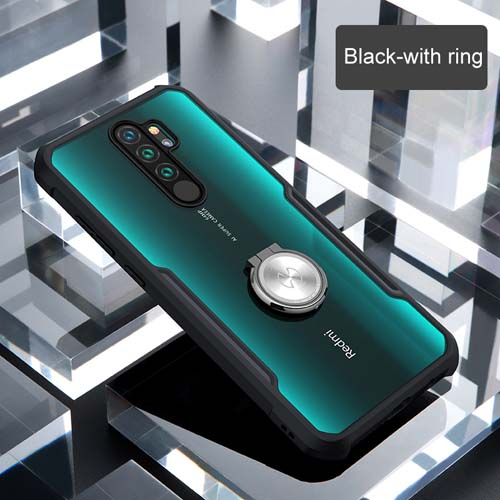 Black-with ring