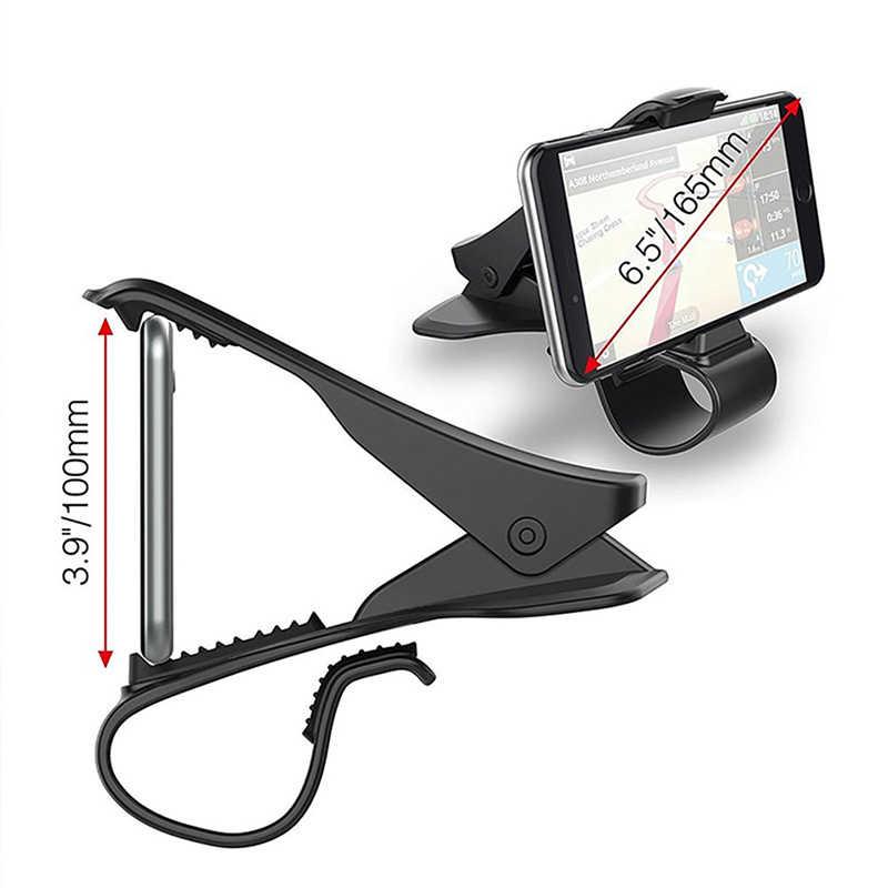 自動車電話ホルダーユニバーサル 360 マウント携帯電話車の Gps ダッシュボードブラケットのための iphone Xiaomi サムスンホルダー
