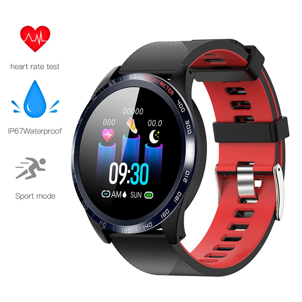 Bluetooth Smartwatch Android ios Pedometer Heart Rate Blood Pressure Monitor W4 Health Sports Smart <font><b>Watch</b></font> PK <font><b>Huawei</b></font> <font><b>Watch</b></font> <font><b>GT</b></font> <font><b>2</b></font> image