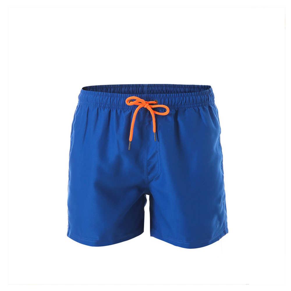 Maillot de bain pour hommes à séchage rapide, culotte de natation en gaze antiadhésive, culotte de natation pour Sports de course à pied et de surf, pour plage