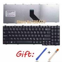Teclado Russa para Lenovo B560 GZEELE B550 G550 G550A G550M G550S G555 G555A G555AX RU Laptop teclado de substituição