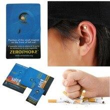 Забота о здоровье магнит аурикулярный бросить курить Акупрессура патч без сигарет терапия здоровья