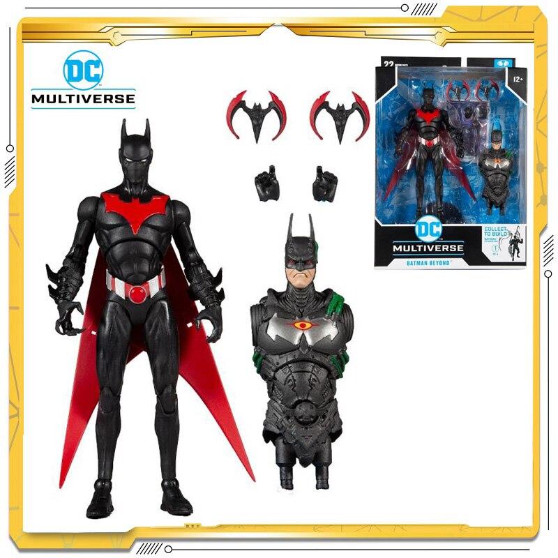 7 zoll Mcfarlane DC Batman Über Die Joker Modell Spielzeug Action-figuren Spielzeug Für Kinder Geschenk