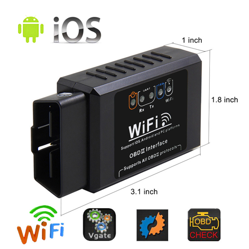 cheapest 12V Car Code Readers OBD2 Engine Code Reader Car Diagnostic tool Multilingual Diagnostic Scan Tool Multi Fuction Clear Code Read
