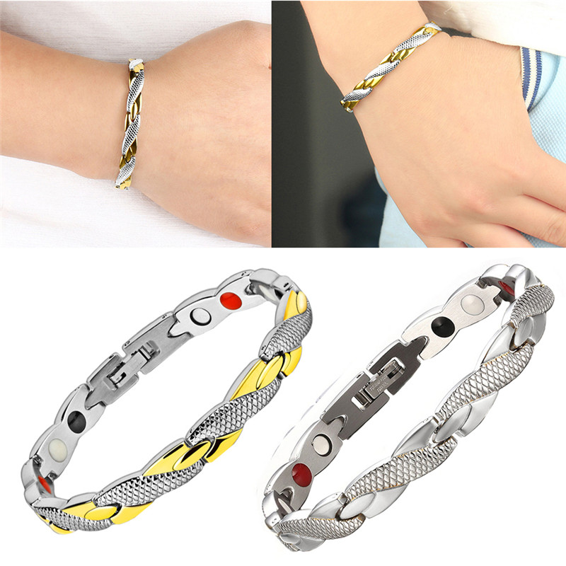 Magnetic Slimming Bracelet Fashionable Jewelry For Man Woman Link Chain Weight Loss Bracelet Health Slimming Weight Loss Product 3