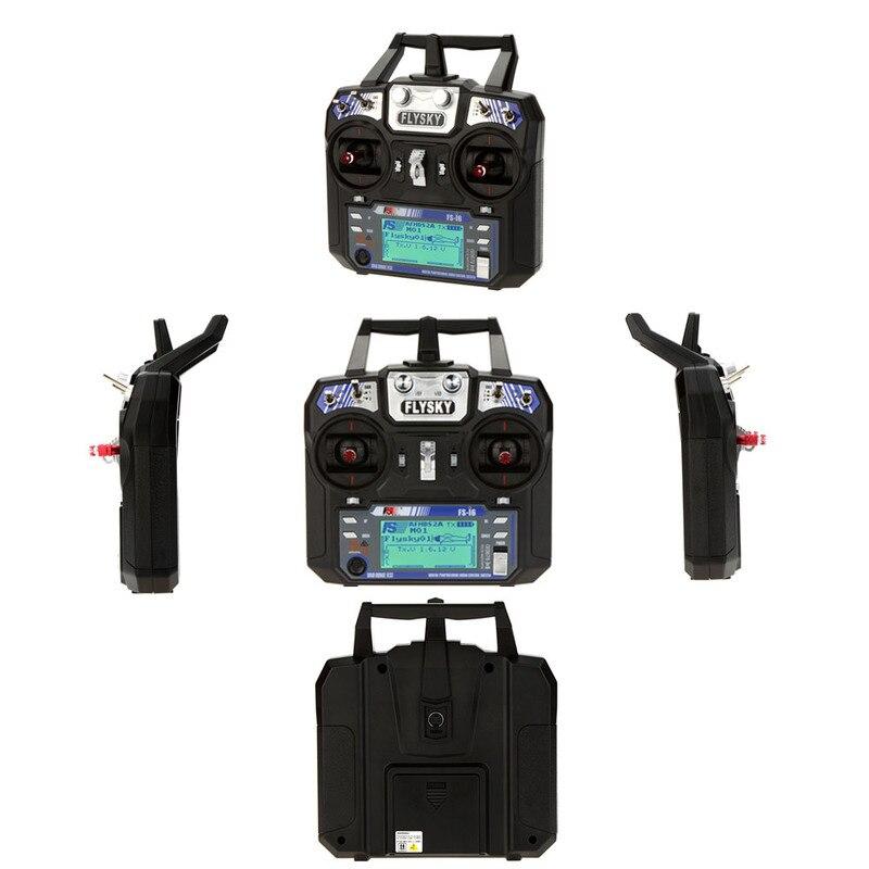 FLYSKY FS-i6 i6 2.4G 6CH AFHDS transmetteur avec iA6B X6B A8S R6B iA10B récepteur Radio contrôleur pour avion Drone RC FPV - 4