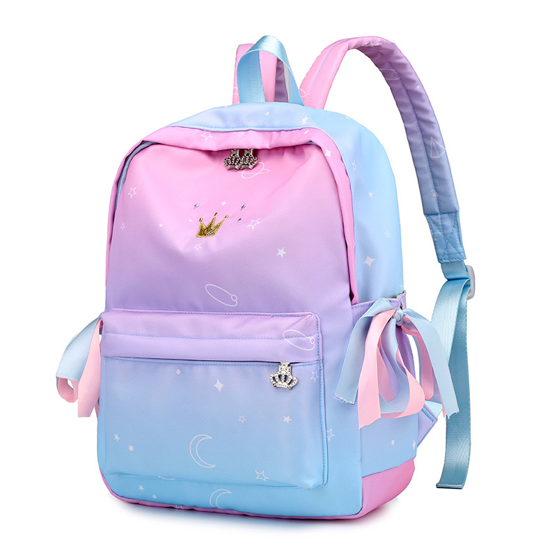 Orthopedic Backpacks School Children Schoolbags For Girls Rucksack School Book Bag Sac A Dos Mochila Escolar Pink
