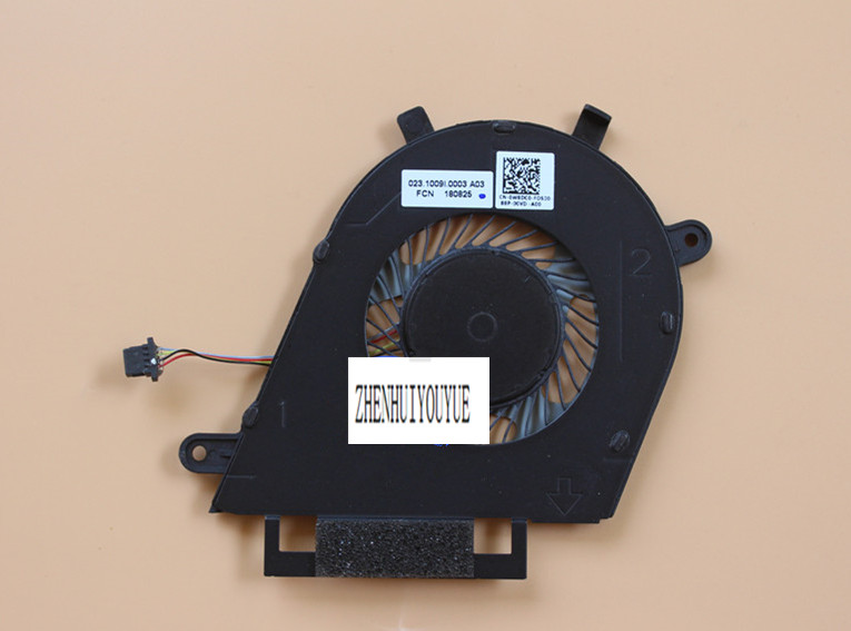 New original cooling fan for DELL DP//N 0W8DC0 023.1009I.0003