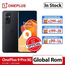 Oneplus 9 pro 5g smartphone 8gb 128gb snapdragon 888 120hz display fluido 2.0 hasselblad 50mp ultra-largo oneplus loja oficial