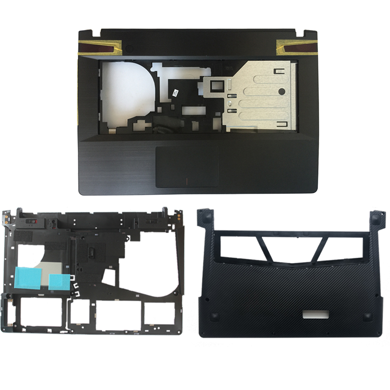 New Case Cover For Lenovo Ideapad Y400 Y410 Y410P Palmrest COVER/Bottom Case/Bottom Case Cover Door AP0RQ000E0