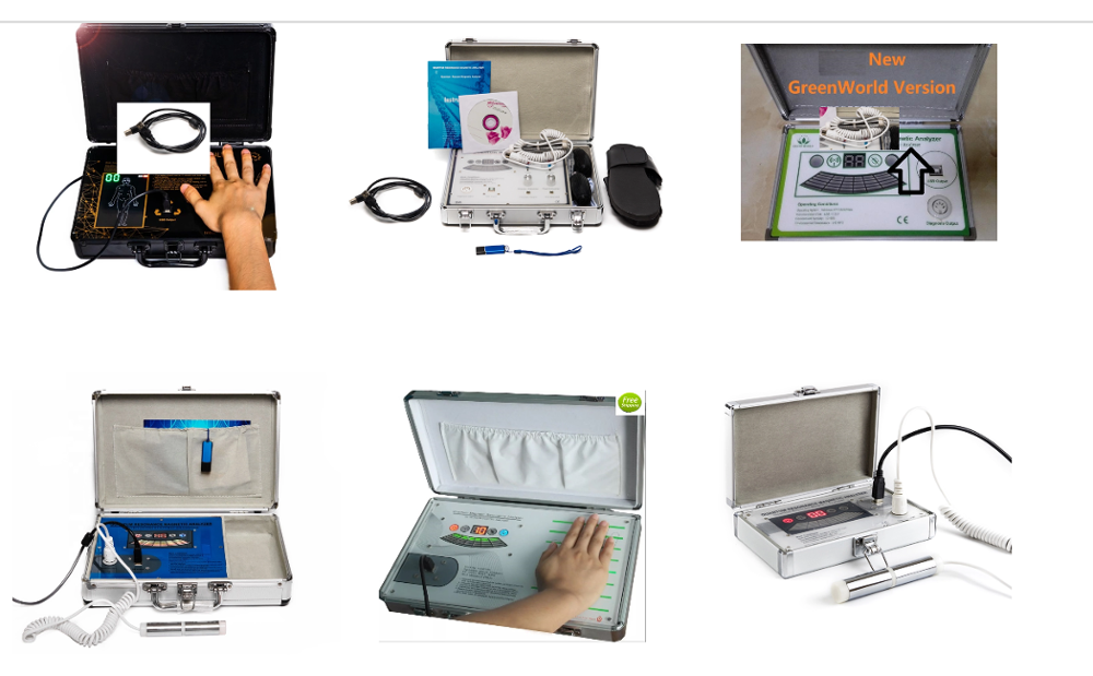 DHL Free Shipping Multiple Languages Option Body Analyzer in 3D Clould Computing Technology