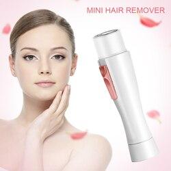 Woman Face Eyebrow Epilator Pocket Pen Epilator Hair Remover Machine Trimmer Depilation Razor For Hair Facial Epilator