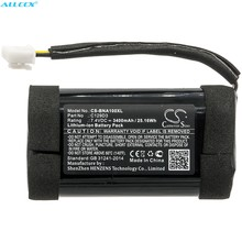 Cameron Sino 3400mAh Battery C129D3 for Bang & Olufsen BeoPlay A1