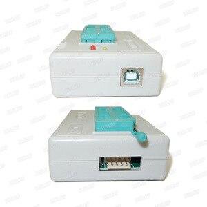 Image 2 - XGECU Original New TL866II PLUS Universal  Programmer+14 Adapters+TSOP32 TSOP48 Adapter +Test Clip TL866 Bios High Speed EPROM