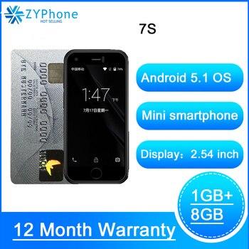 Soyes 7S Unlocked Mini Android Smart Phone 2.54