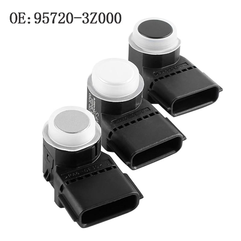 1PCS PDC Parking Sensor Car Parking Assist System For Hyundai 95720 3Z000 957203Z000 4MT006KCB 4MT006HCD 95720 2P500 in Parking Sensors from Automobiles Motorcycles