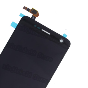 Image 3 - Original For ZTE Blade V8 LCD Display+Touch Screen Digitizer Assembly replacement For ZTE Turkcell T80 BV0800 Display Repair kit
