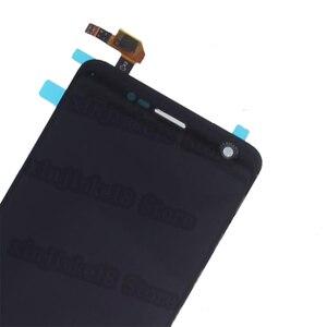 Image 3 - Оригинальный Для ZTE Blade v8 ЖК дисплей + сенсорный экран дигитайзер сборка Запчасти для ZTE Turkcell T80 BV0800 дисплей ремонтный комплект