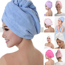 Water Absorption Of Dry Hair Cap Shower Cap Hot Sale LARGE Q