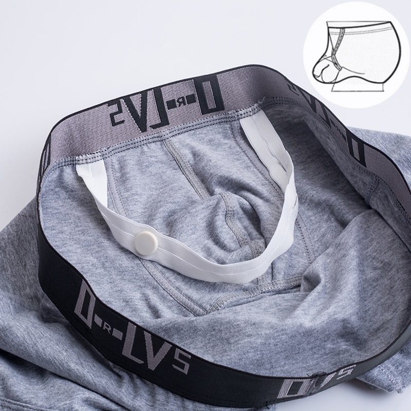 Sexy Men Boxer Penis Pouch U Convex Bulge Modal Breathable Men Underwear Underpants Cueca Gay Boxershorts Homme Slip M-XXL