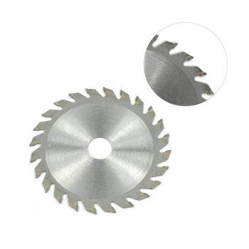 цена на 36/24 Teeth TCT Circular Saw Blade Wheel Discs TCT Alloy Woodworking Multifunctional Saw Blade For Wood Metal Cutting 85x15MM