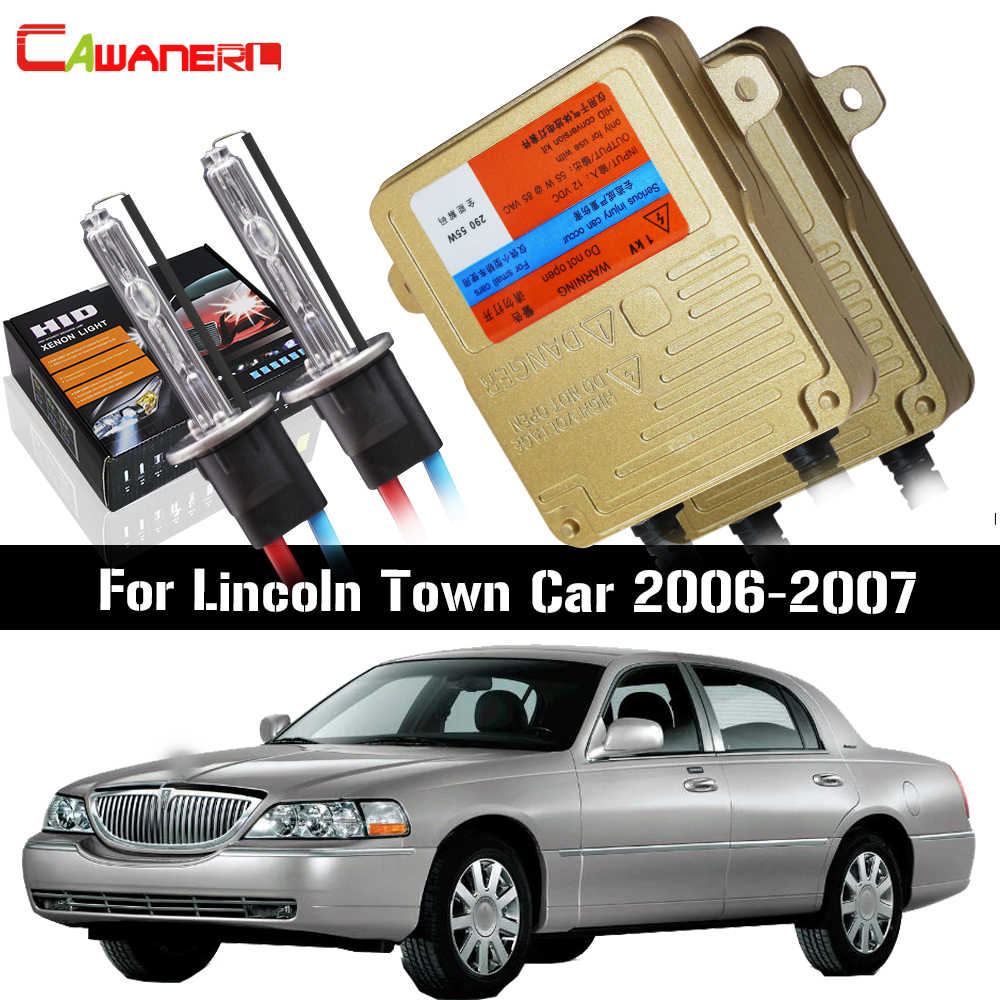 Cawanerl For Lincoln Town Car 2006 2007 55w H7 Car Canbus Hid Xenon Kit Bulb Ballast Ac 3000k 8000k Auto Lamp Headlight Low Beam Lamp Headlight Xenon Kithid Xenon Aliexpress