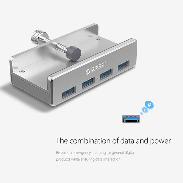 Business Accessories & Gadgets Laptop Accessories Aluminum 4 Ports USB