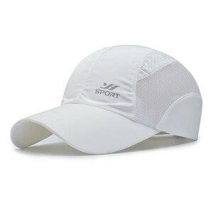 Уличная Беговая шляпа легкая водонепроницаемая дышащая UPF50 + ультратонкое охлаждение