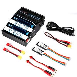 Image 3 - HTRC H120 Pin Sạc Đôi Đầu Ra 50W/70W 100W * 2 10A AC/DC RC cân Bằng Discharger Cho Lilon/LiPo/Cuộc Sống/LiHV/Pb Pin
