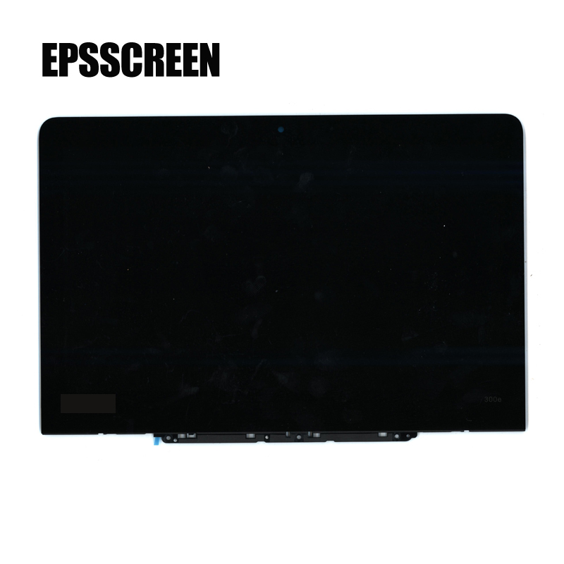 new replace LCD touch assembly screen for Lenovo chromebook 300E 81H0 1st gen digitizer LED display student notebook panel