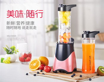 Juicer Juice Cup Portable Outdoor with Electric Juice Press Home Kitchen Gadget  Lemon Squeezer Domestic Small Portable Juicer