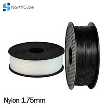 PA 3D Printer Filament Nylon Filament 1.75mm 1KG High tensile Strength 3D Printing Material