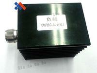 high power 50watt DC 3G N male plug Dummy load 50 ohm terminal connector with heat sink free shipping