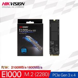 Hikvision HikStorage SSD 2100MB/s MAX 128GB 256GB 512GB 1TB M.2 2280 PCIe Gen3×4 interface Internal Solid State Disk 3D TLC