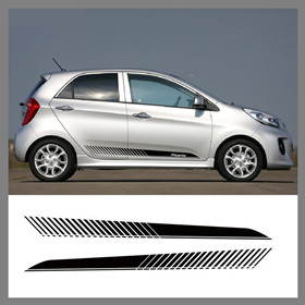 Racing-Sport-Door-Side-Skirt-Stripes-For-KIA-Picanto-Car-Styling-Body-Decor-Sticker-Auto-Accessories