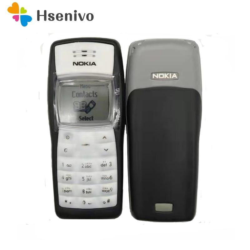 Фото. Дешевый оригинальный Nokia 1100 Mobile телефон разблокирован GSM900/1800 МГц Мобильный телефон включ