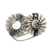 Işlemci soğutucu için Palit RTX 2080 Ti GamingPro OC grafik kartı soğutma fanı GA92S2H FD9015H12S
