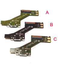 Micro Dock Connector PCB Board Usb poort Opladen Flex Voor Lenovo PB1 750M Phab TD LTE PB1 750N PB1 750 PB1 770 Lint