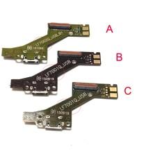 Micro Dock Kết Nối PCB Board Cổng Sạc USB Flex Cho Lenovo PB1 750M Phab TD LTE PB1 750N PB1 750 PB1 770 Ruy Băng