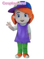 Halloween Baseball Girl Mascot Costume Adult Top Quality Cartoon Baseball Girl Plush Cartoon Costumes Fancy Birthday Party