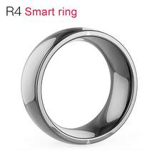R4 Waterproof NFC Smart Ring App Enabled Wearable Technology Magic Ring For iOS Android Windows NFC Smartphones(China)