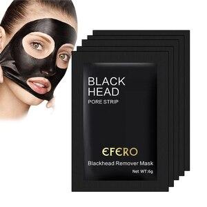Image 1 - Упаковка из 10 шт. Красота для носа, маска для удаления угрей черная маска для лица черных точек полоски для прокладки поры шелушиться макияж черных точек маска для лица