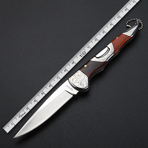 Image 5 - High hardness folding knife high quality portable knife outdoor knife camping hunting self defense knife